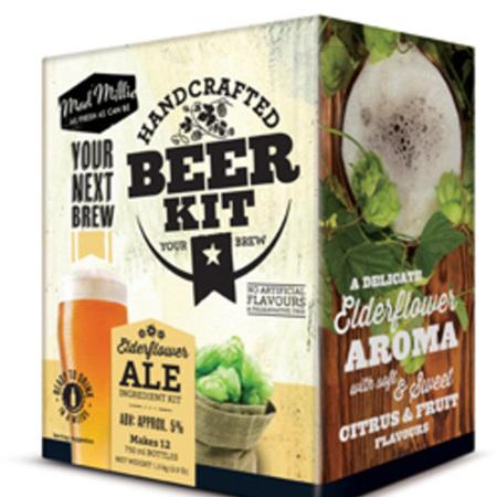 Elderflower Golden Ale Next Batch Kit