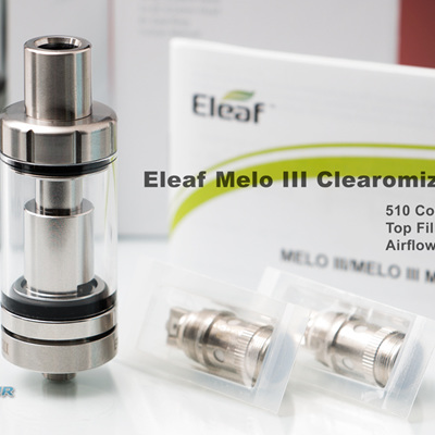 Eleaf Melo III Clearomizer - 4ml