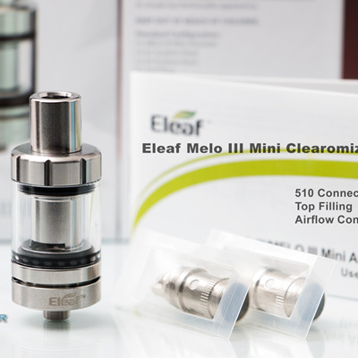 Eleaf Melo III Mini Clearomizer - 2ml