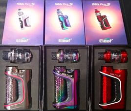 Eleaf iStick Pico S 100W Mod Kit with 21700 Battery