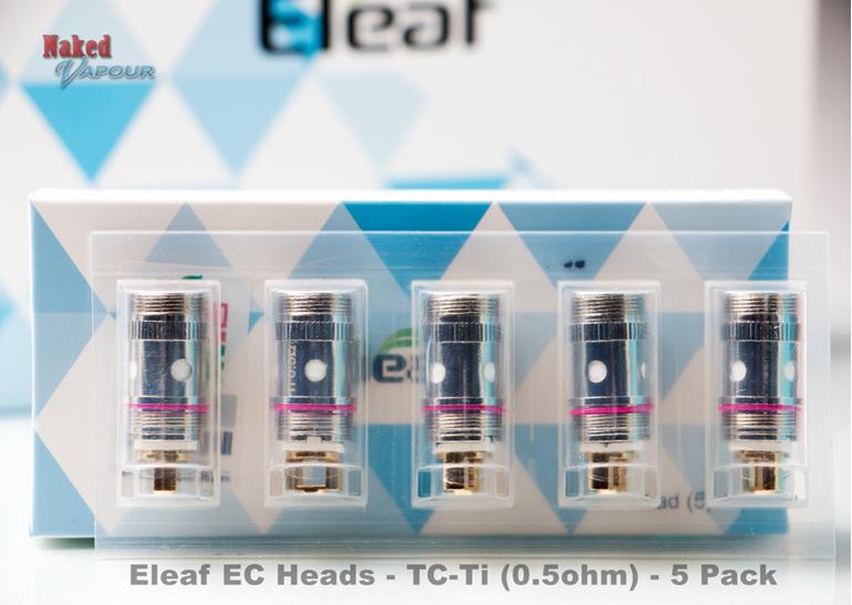 Eleaf TC-Ti Heads