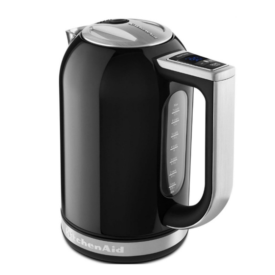 Electric Kettle - Onyx Black