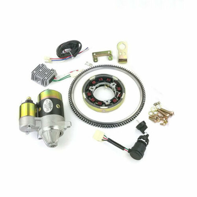 Electric start conversion kit 170F & 170FA engines