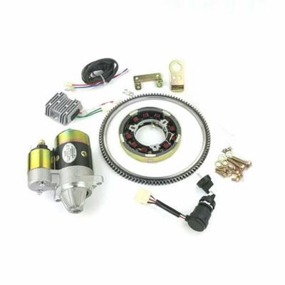 Electric start conversion kit 178F & 178FA engines