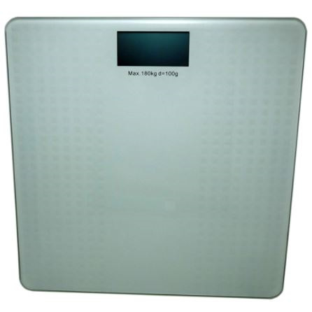 ELECTRONIC SCALE GLASS ANTI SLIP 180KG