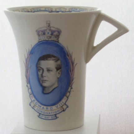 Elegant Wedgwood & Co Royal commemorative mug