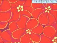 Elephant Flowers Orange