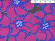 Elephant Flowers Purple