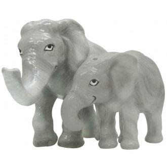 Elephants Salt & Pepper