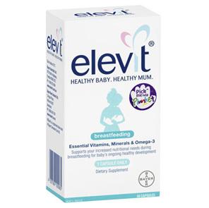 Elevit Breastfeeding Capsules 60