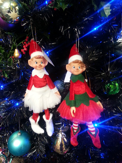 Elf, 28cm, 2 designs choose 1