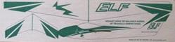 ELF Panel Glider (laser cut)