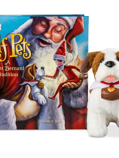 Elf Pets: A Saint Bernard Tradition