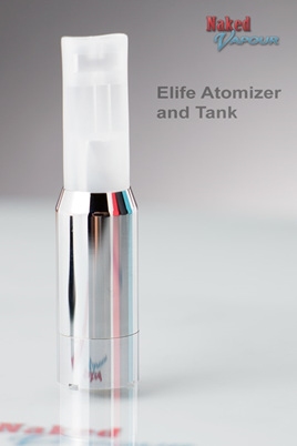 Elife Atomizer and Tank