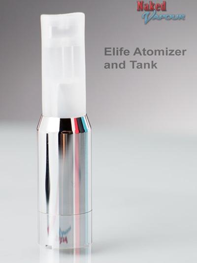Elife Atomizer and Tank