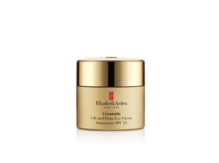 Elizabeth Arden Ceramide Lift and Firm Eye Cream Sunscreen SPF 15 15ml
