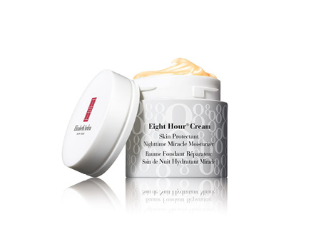Elizabeth Arden Eight Hour Cream Skin Protectant Nighttime Miracle Moisturizer 45g