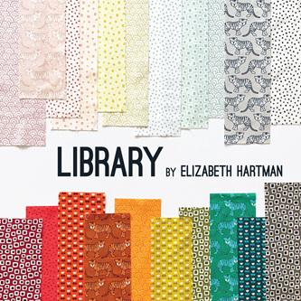 "Elizabeth Hartman Library 10"" Squares 42 pcs"