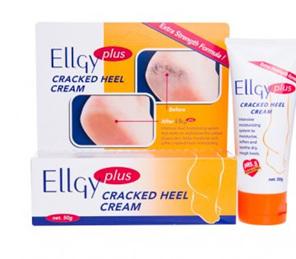 Ellgy Plus Cracked Heel Cream 50g