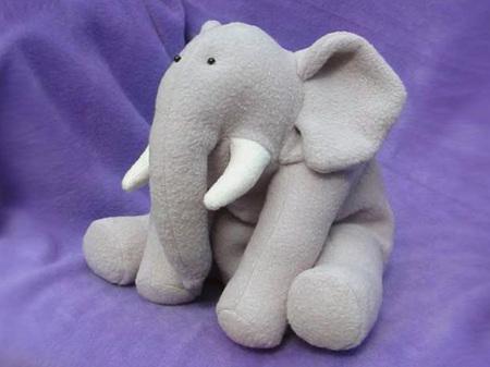 Ellie Elephant by Funky Friends Factory