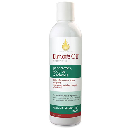 Elmore Oil Anti-Inflammatory Liniment 250mL
