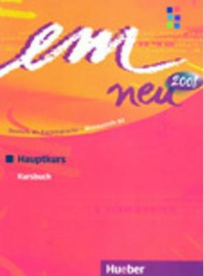 Em Neu 2008 Hauptkurs: Kursbuch