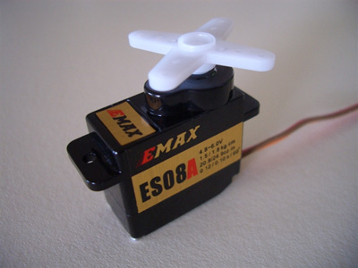 EMAX ES08A 8G Micro servo