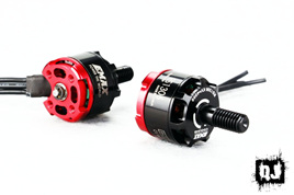 EMAX RS 1306 4000kv RED BASE