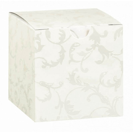 Embossed favour boxes x 24