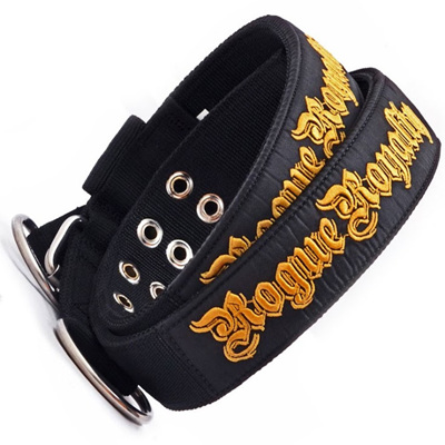 Rogue Royalty SupaTuff Heavy Duty Embroidered Collar