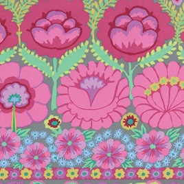 Embroidered PWKF001 Pink