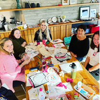 Embroidery classes workshops