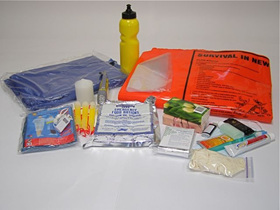 Emergency Survival Essentials Packs - Best Value - Delivered Free