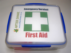 Emergency Survival First Aid - Delivered Free
