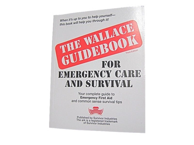 Emergency Survival Guidebooks