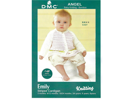Emily Cardigan Angel Pattern