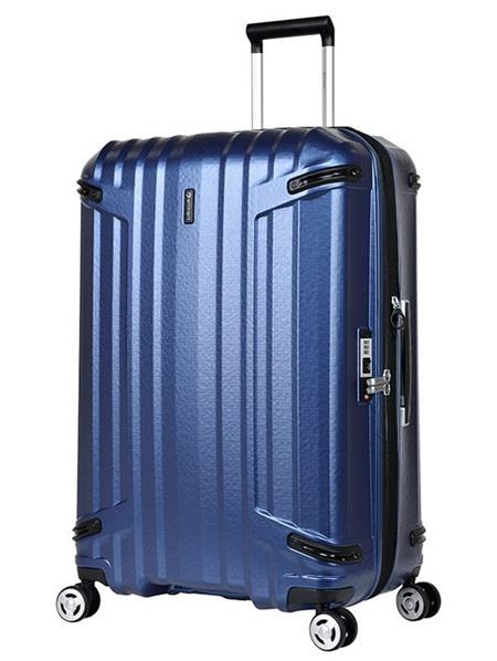 Eminent Hard Case Luggage KJ41 Size M Blue