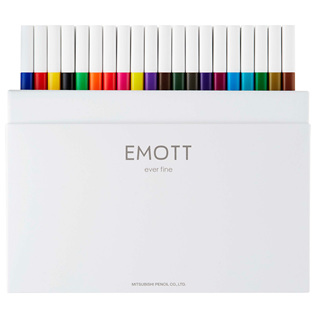 Emott Fineliner Set of 40