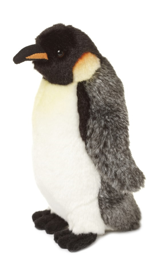 Emperor penguin toy