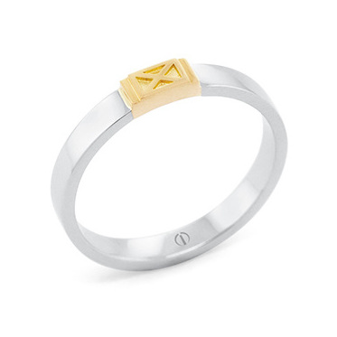Empire Men's Wedding Ring