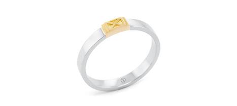 Empire Men's Wedding Ring