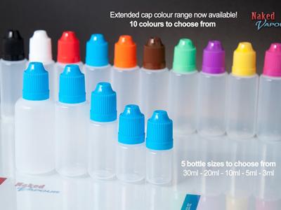 Empty Dripper Bottles
