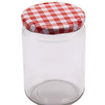 Empty Glass Jar - 500ml