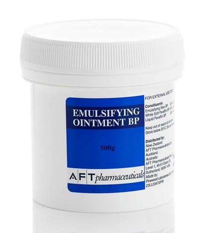 Emulsifying Ointment 500g