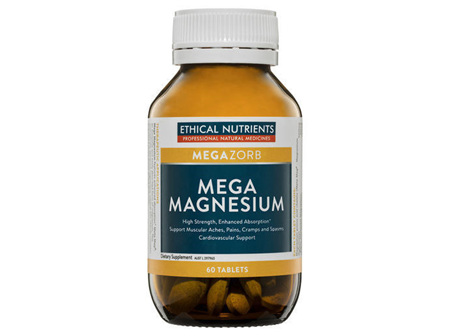 EN Mega Magnesium 60 Tabs