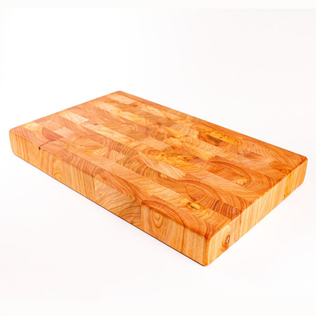 End Grain Board Macrocarpa