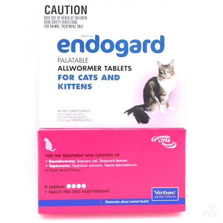 Endogard Cat Wormer