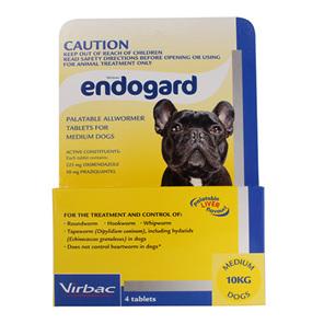Endogard Dog Wormer