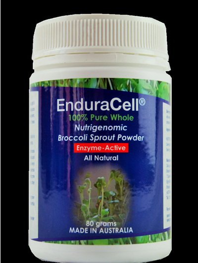 EnduraCell Nutrigenomic Broccoli Sprout Powder