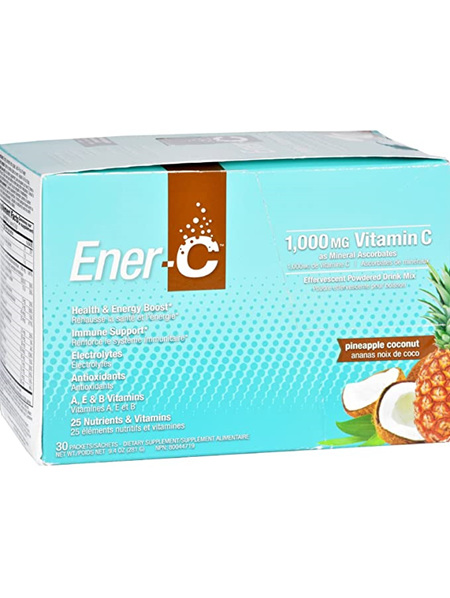 ENER-C PINEAPPLE COCONUT 30 SACHETS